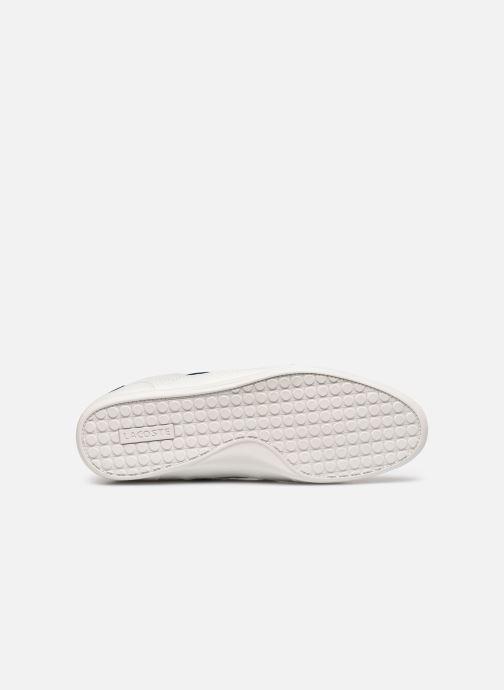 Baskets Lacoste Chaymon 120 4 Cma Blanc vue haut