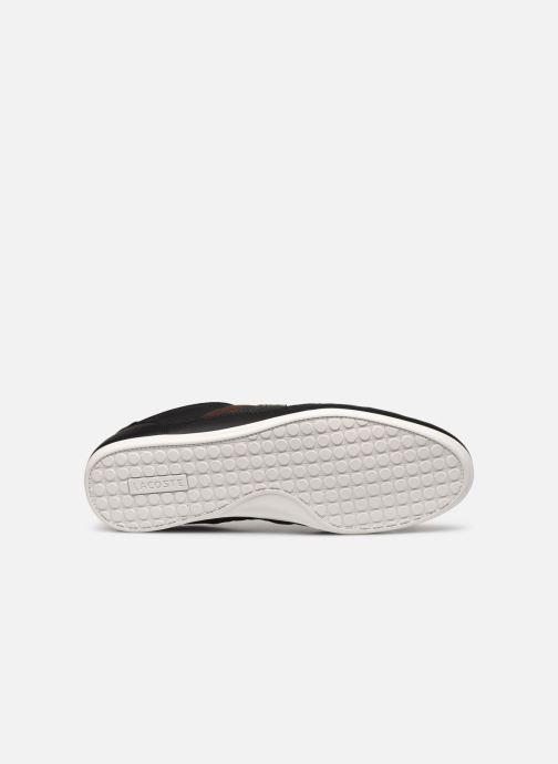 Baskets Lacoste Chaymon 120 4 Cma Noir vue haut