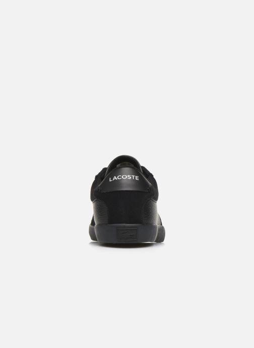 Baskets Lacoste Court-Master 120 4 Cma Noir vue droite