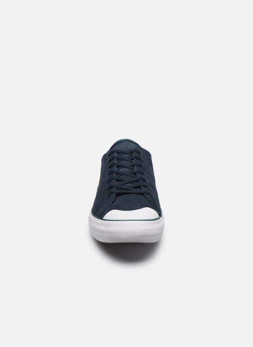 Baskets Lacoste Gripshot 120 1 Cma Bleu vue portées chaussures