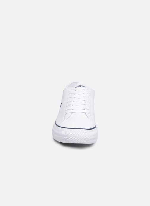 Baskets Lacoste Gripshot 120 2 Cma Blanc vue portées chaussures
