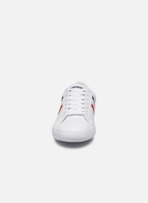 Trainers Lacoste Lerond Tri1 Cma White model view