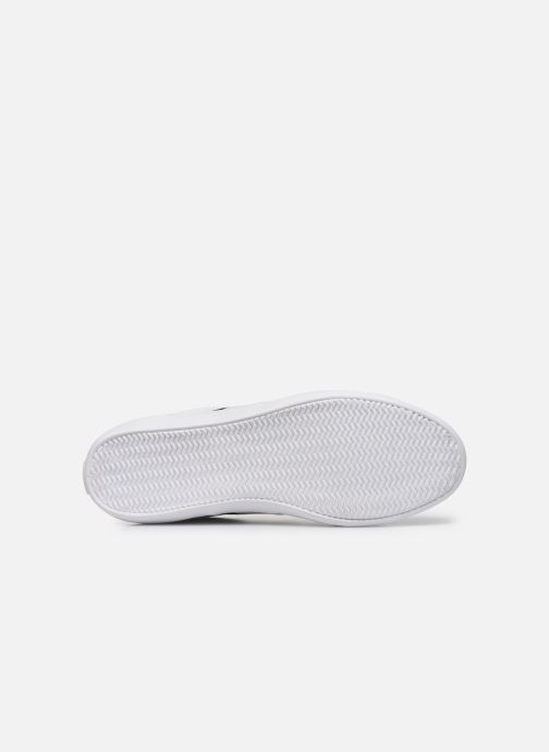 Trainers Lacoste Lerond Tri1 Cma White view from above