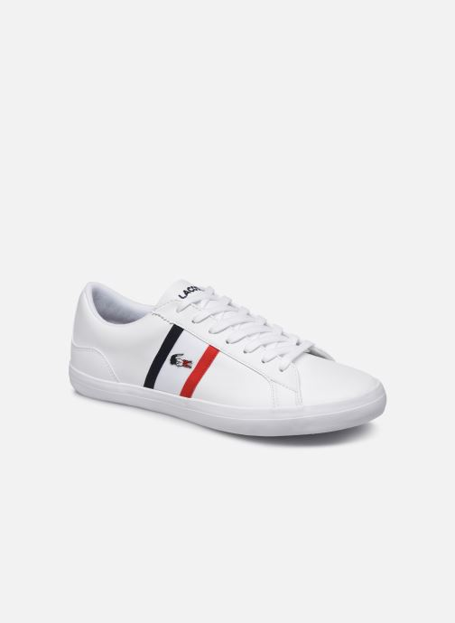 Trainers Lacoste Lerond Tri1 Cma White detailed view/ Pair view