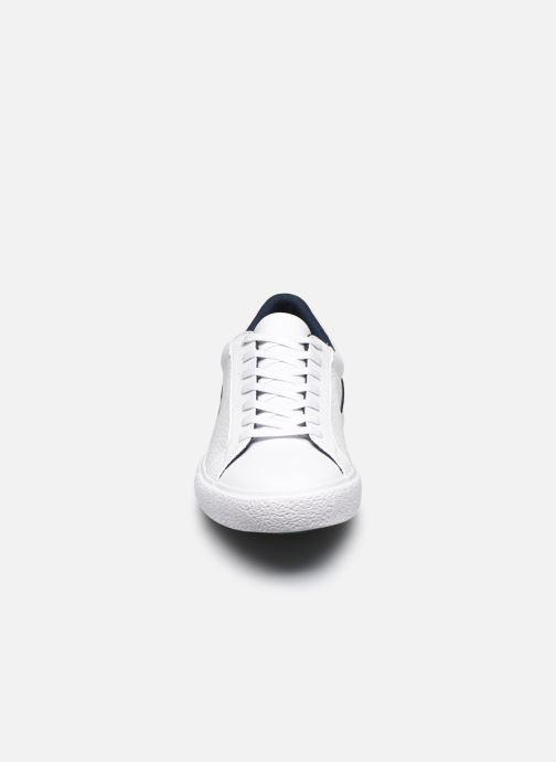 Baskets Lacoste Lerond 120 3 Cma Blanc vue portées chaussures