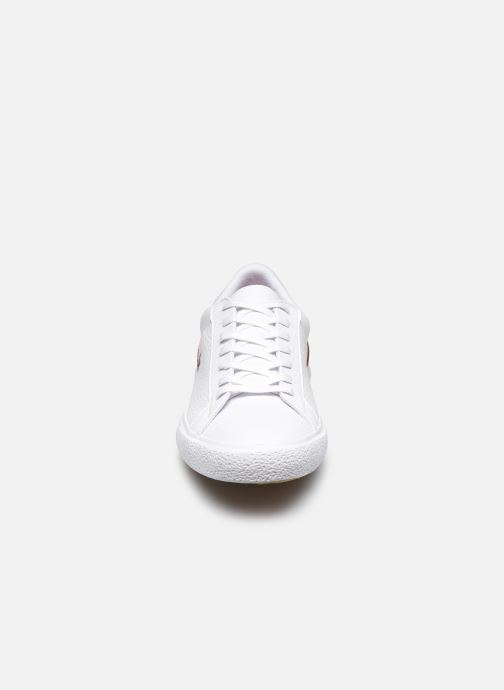 Baskets Lacoste Lerond 120 7 Cma Blanc vue portées chaussures