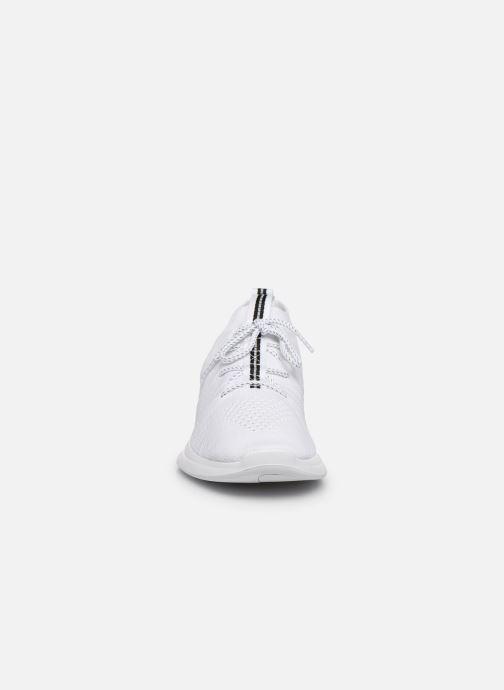 Baskets Lacoste Lt Fit-Flex 120 1 Sma Blanc vue portées chaussures