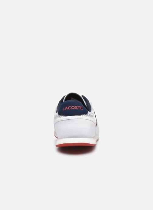 Sneakers Lacoste Menerva Sport 120 1 Cma Hvid Se fra højre