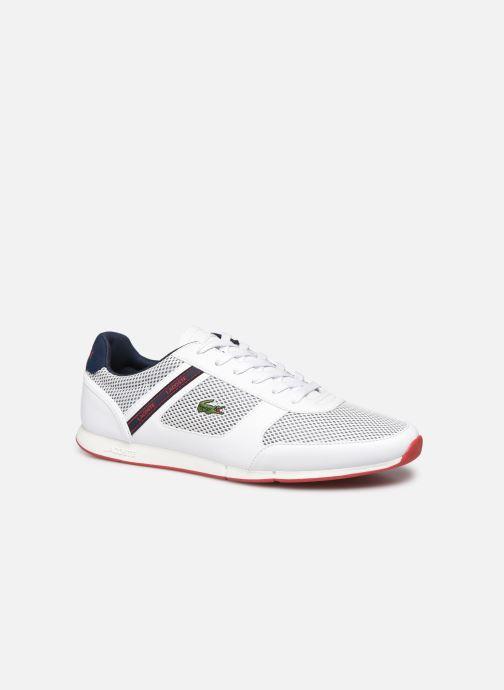 Sneakers Lacoste Menerva Sport 120 1 Cma Hvid detaljeret billede af skoene
