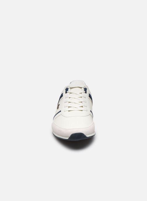 Baskets Lacoste Menerva 120 1 Cma Blanc vue portées chaussures