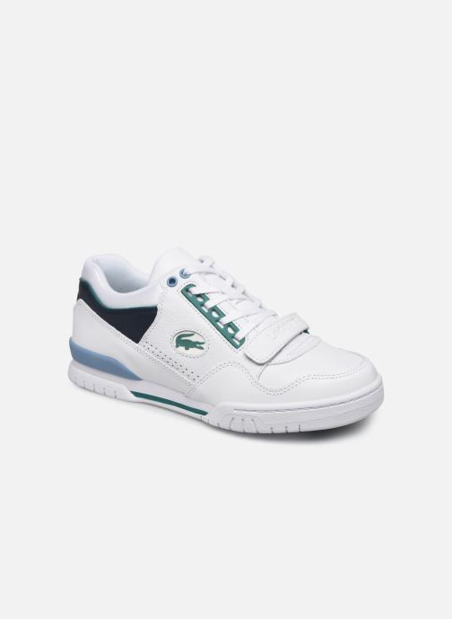 Trainers Lacoste Missouri 120 1 Sma White detailed view/ Pair view