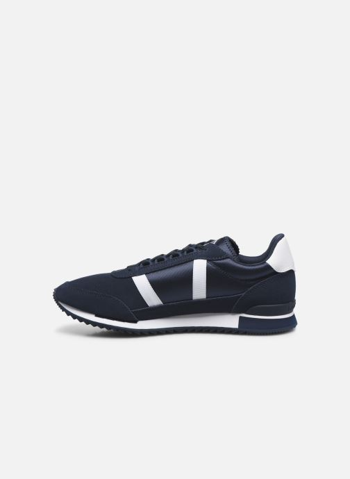 Baskets Lacoste Partner Retro 120 1 Sma Bleu vue face