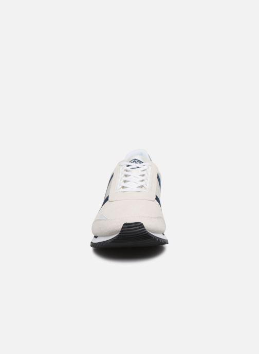 Baskets Lacoste Partner Retro 120 1 Sma Blanc vue portées chaussures