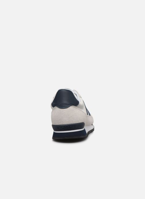 Trainers Lacoste Partner Retro 120 1 Sma White view from the right