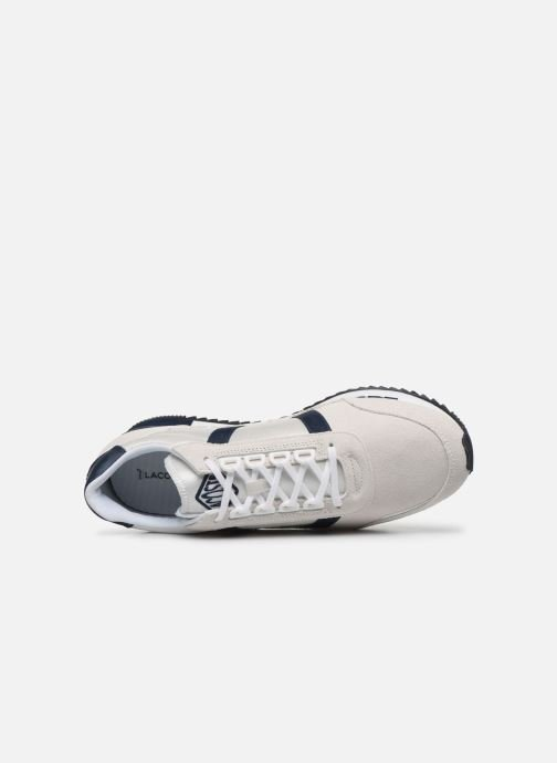 Trainers Lacoste Partner Retro 120 1 Sma White view from the left