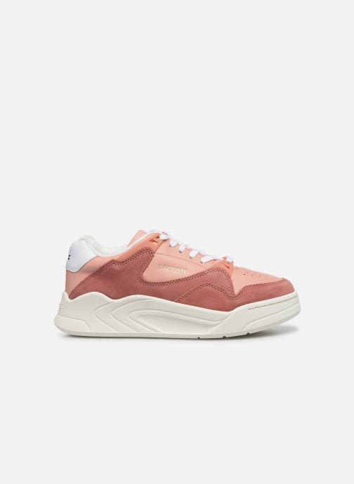Sneakers Lacoste Court Slam 120 4 Us Sfa Rosa immagine posteriore