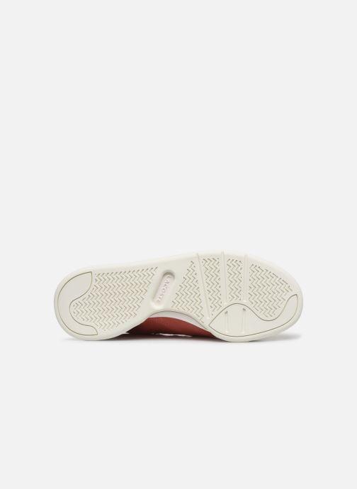 Sneakers Lacoste Court Slam 120 4 Us Sfa Rosa immagine dall'alto