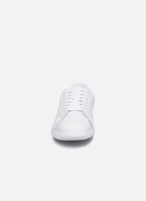 Baskets Lacoste Graduate 120 1 Sfa Blanc vue portées chaussures