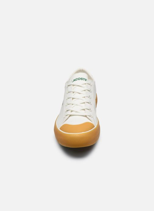 Baskets Lacoste Gripshot 120 6 Cfa Blanc vue portées chaussures