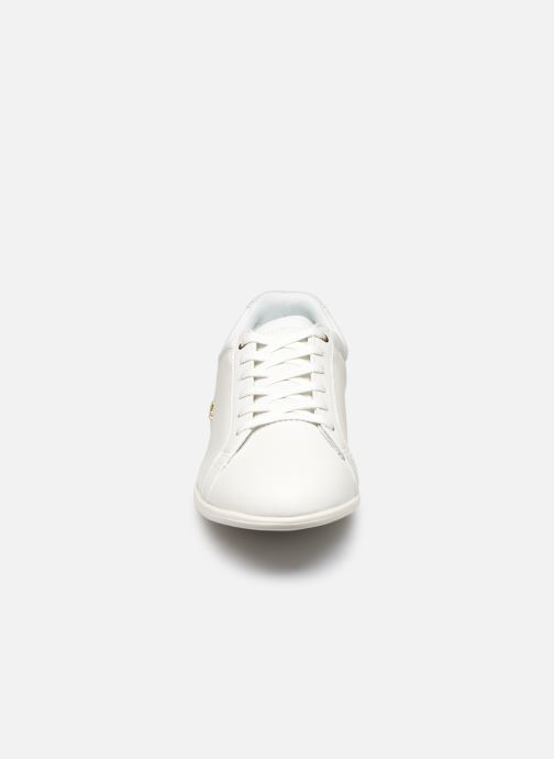 Baskets Lacoste Rey Lace120 1 Cfa Blanc vue portées chaussures