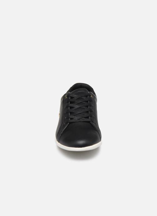Sneakers Lacoste Rey Lace120 1 Cfa Nero modello indossato
