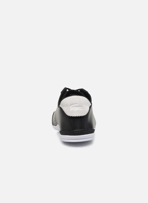 Baskets Lacoste Oreno 120 1 Cfa Noir vue droite