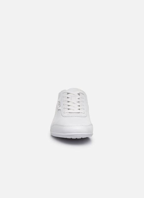 Baskets Lacoste Oreno 120 1 Cfa Blanc vue portées chaussures
