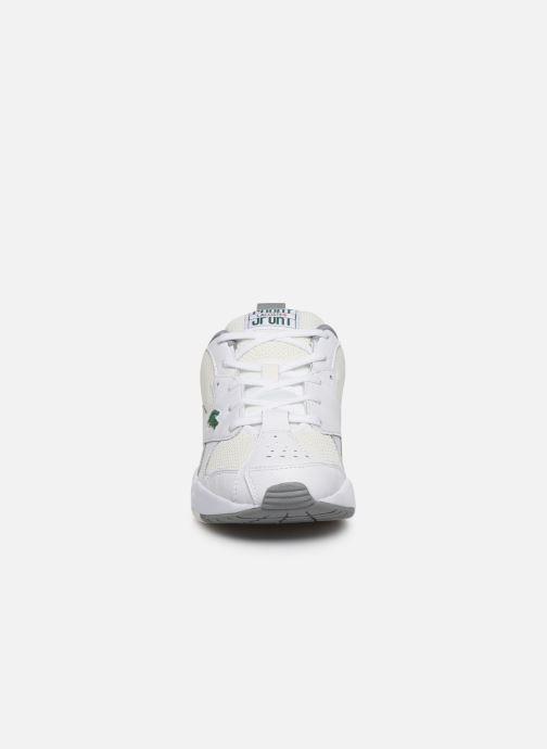 Baskets Lacoste Storm 96 120 2 Sfa Blanc vue portées chaussures