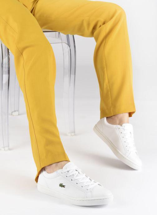 Sneakers Lacoste Straightset Bl 1 Cfa Bianco immagine dal basso