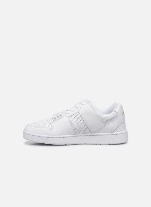 Baskets Lacoste Thrill 120 1 Us Sfa Blanc vue face