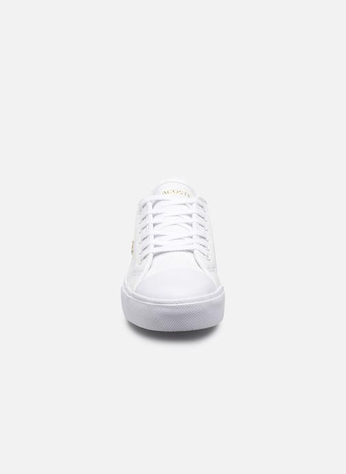 Baskets Lacoste Ziane Plus Grand 120 1 Cfa Blanc vue portées chaussures