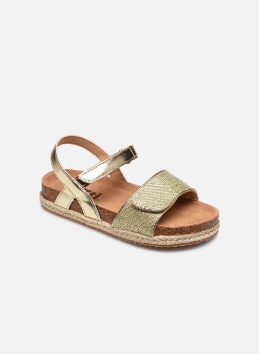 Sandales et nu-pieds Xti Sandales / 57058 Or et bronze vue détail/paire