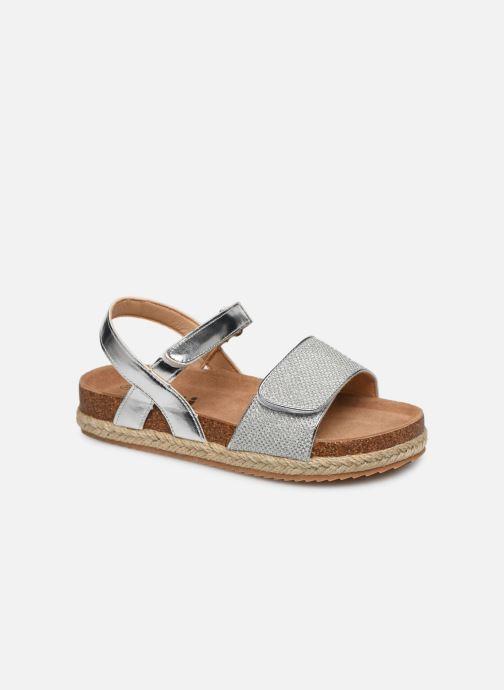 Sandales et nu-pieds Xti Sandales / 57058 Argent vue détail/paire