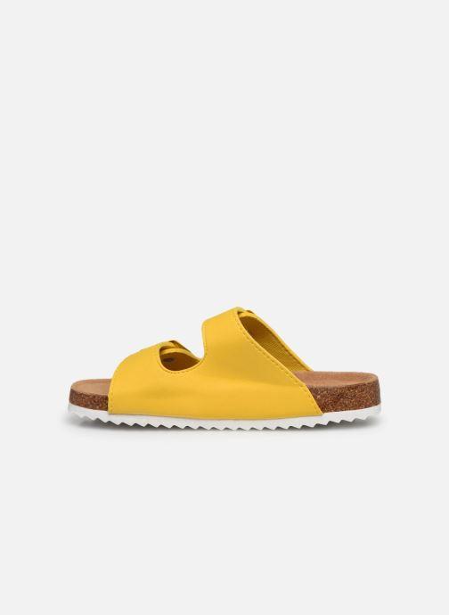 Sandales et nu-pieds Xti Sandales / 57062 Jaune vue face