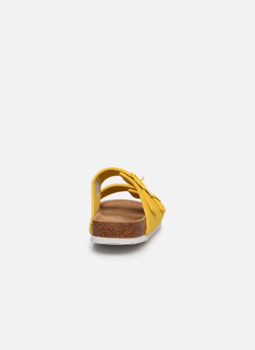 Sandales et nu-pieds Xti Sandales / 57062 Jaune vue droite