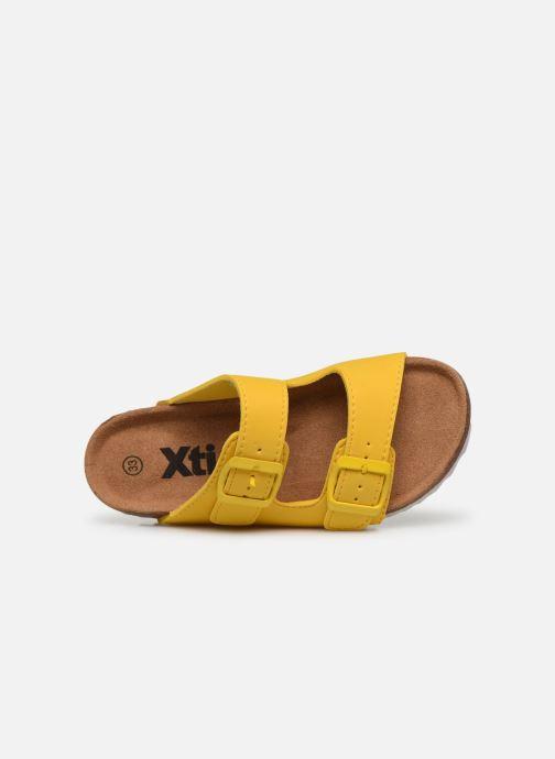Sandales et nu-pieds Xti Sandales / 57062 Jaune vue gauche
