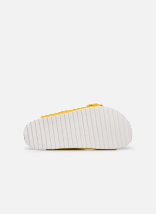 Sandales et nu-pieds Xti Sandales / 57062 Jaune vue haut