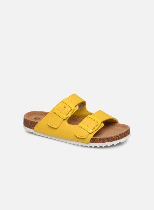 Sandales et nu-pieds Xti Sandales / 57062 Jaune vue détail/paire