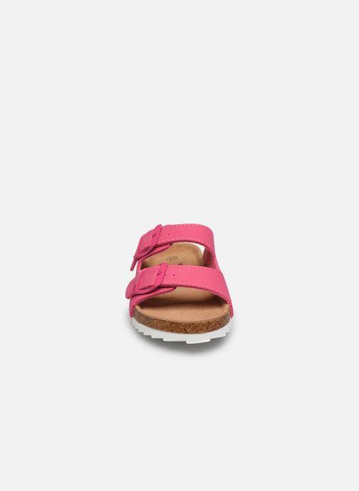 Sandali e scarpe aperte Xti Sandales / 57062 Rosa modello indossato