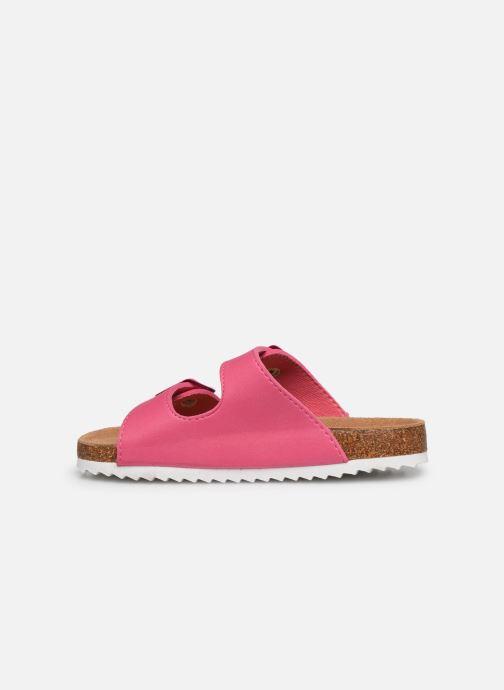 Sandales et nu-pieds Xti Sandales / 57062 Rose vue face
