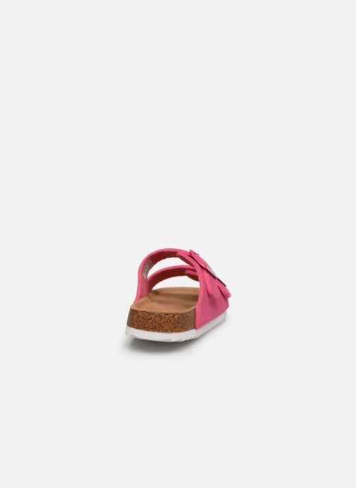 Sandales et nu-pieds Xti Sandales / 57062 Rose vue droite