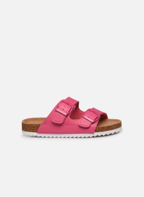Sandales et nu-pieds Xti Sandales / 57062 Rose vue derrière