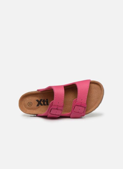 Sandales et nu-pieds Xti Sandales / 57062 Rose vue gauche