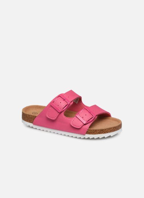 Sandales et nu-pieds Xti Sandales / 57062 Rose vue détail/paire