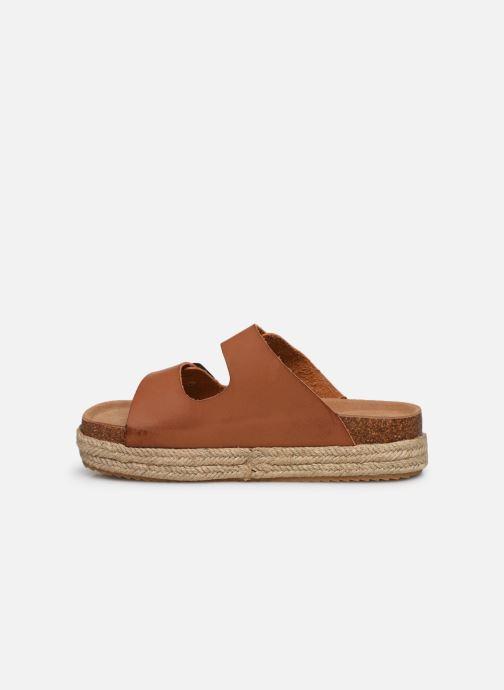 Sandales et nu-pieds Xti Sandales / 57060 Marron vue face