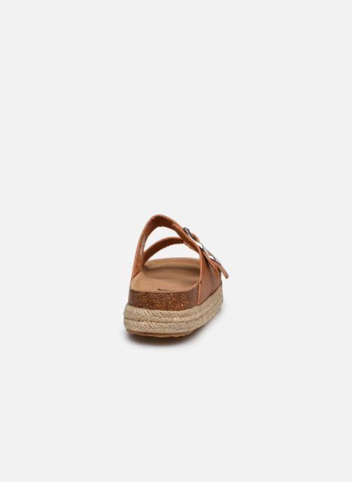 Sandales et nu-pieds Xti Sandales / 57060 Marron vue droite
