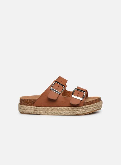 Sandales et nu-pieds Xti Sandales / 57060 Marron vue derrière