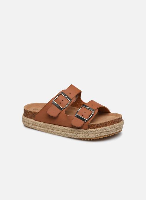 Sandales et nu-pieds Xti Sandales / 57060 Marron vue détail/paire