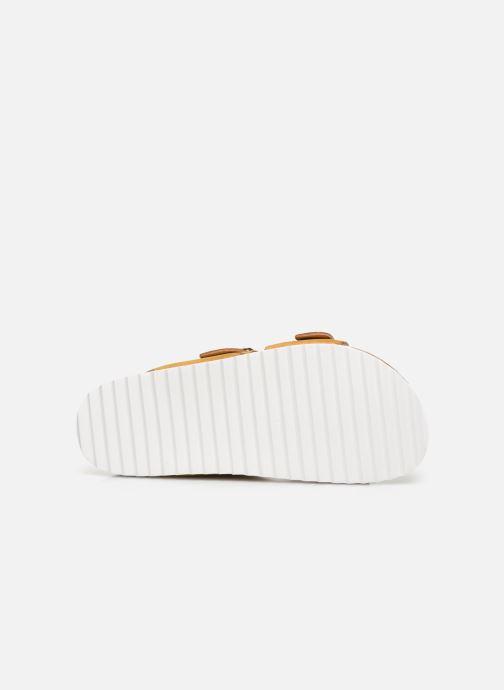 Sandales et nu-pieds Xti Sandales / 57063 Jaune vue haut