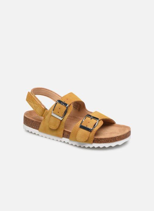 Sandales et nu-pieds Xti Sandales / 57063 Jaune vue détail/paire